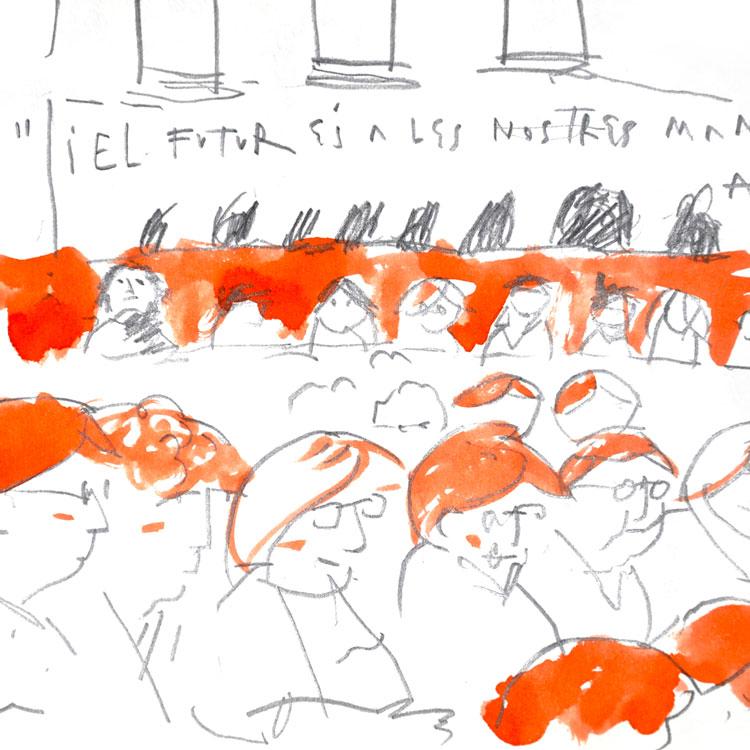 Visual thinking drawing